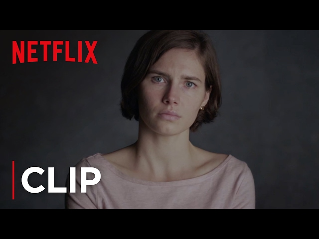 180dd57dd3d7 Amanda Knox claims inmate tried to seduce her behind bars