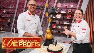 15-Kilo-Schokoladen-Kuchen: XXL-Torte | Verkostung | (2/2) | Das große Backen – Die Profis | SAT.1