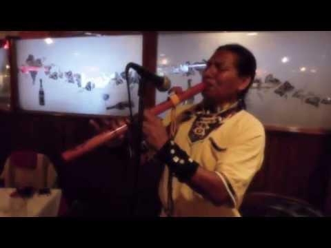 Wayrapa - Performed by Sicanni Tallan Purizaca. Native American Flute