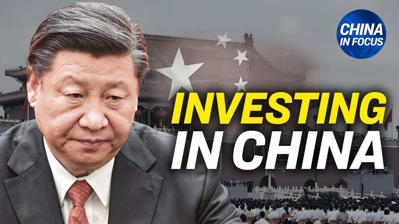 'What China does is your responsibility': Dr. Corr on US investing in China | China in Focus