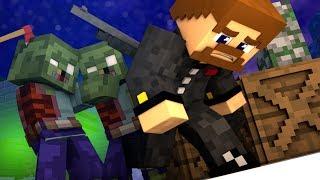 Minecraft Zombies #3 - ПОСЛЕДНЯЯ НАДЕЖДА ЧЕЛОВЕЧЕСТВА!