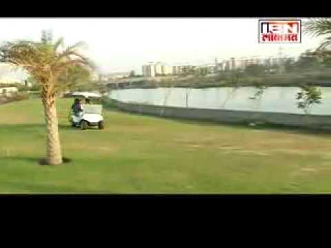 Lodha Golflinks coverage on IBN Lokmat