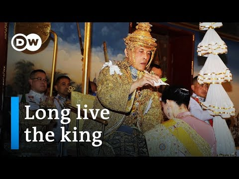 Thailand celebrates elaborate coronation of King Maha Vajiralongkorn | DW News