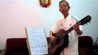 Hoc Guitar bai 11 - Dieu Slowrock - Mot coi di ve
