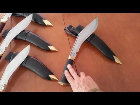 Khukuri Blades collection
