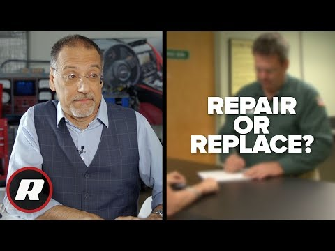 Your Email: Should you replace your car just because it needs repair?   Cooley On Cars