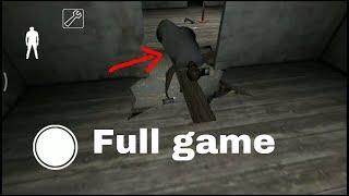 GRANNY FULL GAMEPLAY