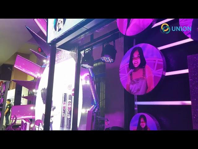 Live Show Đông Nhi với màn nước nghệ thuật | Union JSCO