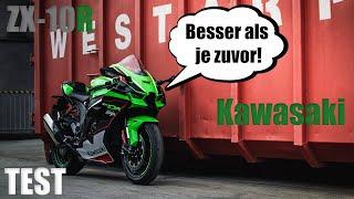 Kawasaki ZX-10R 2021 TEST | Besser als je zuvor...?!