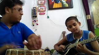 Aaj ei din take moner khatay cover by Somojyoti Das & Snehasish Das