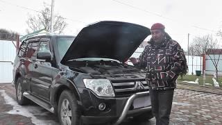 опыт владения автомобилем  Mitsubishi Pajero 4 (3.2 дизель) в течении 7 лет