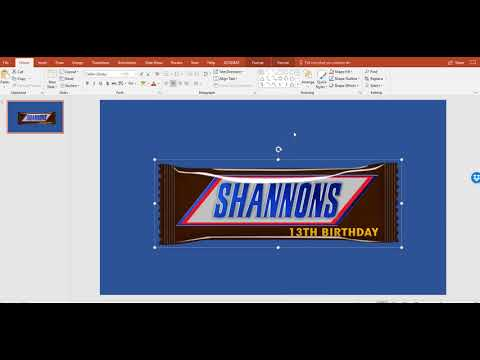 Candy Bar Snickers Wrapper Party Favor - Microsoft Publisher Template And Mock Up DIY