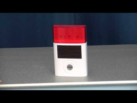 UltraPIR Delux Plus GSM Alarm from Ultra Secure Direct