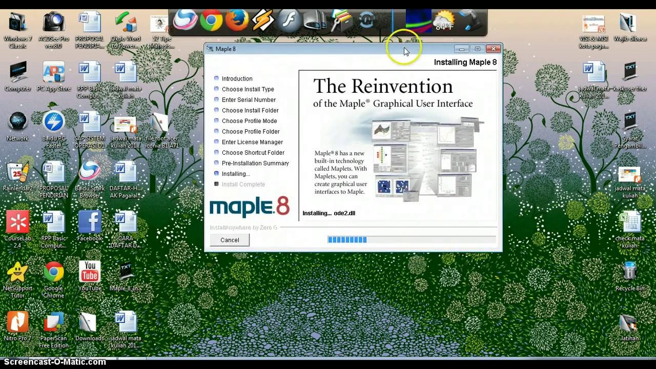 Cara Meng-Install Maple 8 di Windows 7 dengan Mudah dan Cepat ...