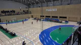 2018IH 女子ハンドボール 1回戦 倉敷商(岡山県)対 高松商(香川県)