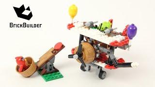 Lego Angry Birds 75822 Piggy Plane Attack - Lego Speed Build