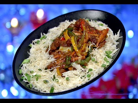 Dhe Ruchi I Ep 184 - Rice Noodles With Saucy Beef & Kollan Mulak Chicken Fry  I Mazhavil Manorama
