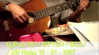 Cánh Thiệp Đầu Xuân - Minh Kỳ Lê Dinh - Boléro, 1967