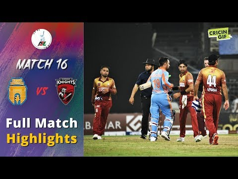 APLT20 2018 M16: Kabul Zwanan Vs Kandahar Knights Full Highlights - Afghanistan Premier League T20