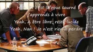 J 39 ai pas le temps lyrics Prison Break