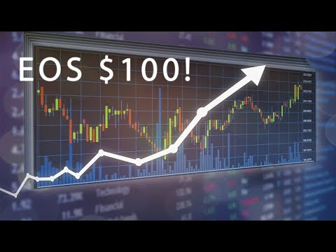 EOS $100+ - 2018's CRAZY PRICE INCREASE!!