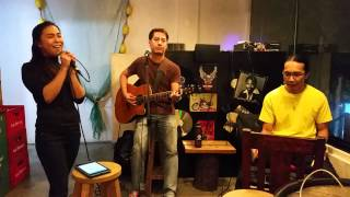 Dreams - The Cranberries (Live Acoustic Cover by Serendipity VIII Band) Diane Llanes