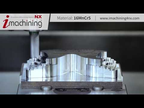 3D Goggles Model | iMachining for Siemens NX