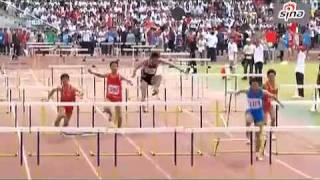 Китайский бег с барьерами