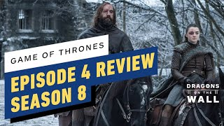 """Game of Thrones Season 8 """"The Last of the Starks"""" Review - Dragons on the Wall"""