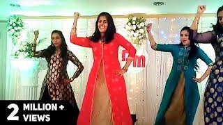 vuclip Cham Cham & Gallan Goodiyaan Dance | Natya Social