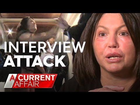 Roberta Williams attacks ACA reporter | A Current Affair