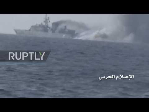 Yemen: Two sailors killed in Houthi attack on Saudi warship