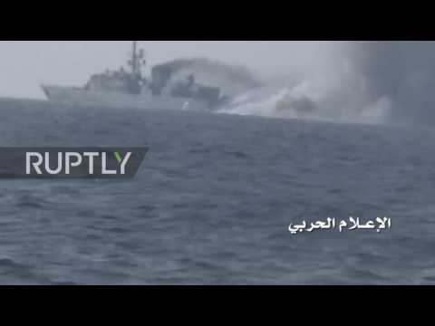 Yemen: Two sailors killed in Houthi attack on Saudi warship