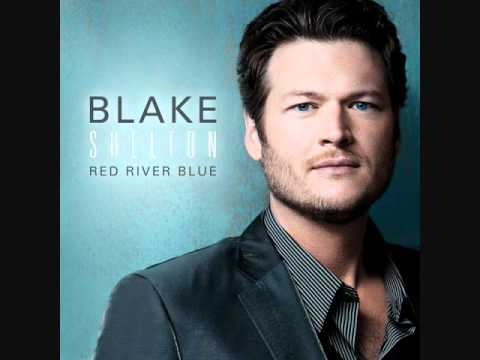 Blake Shelton & Miranda Lambert - Red River Blue. (Red River Blue)
