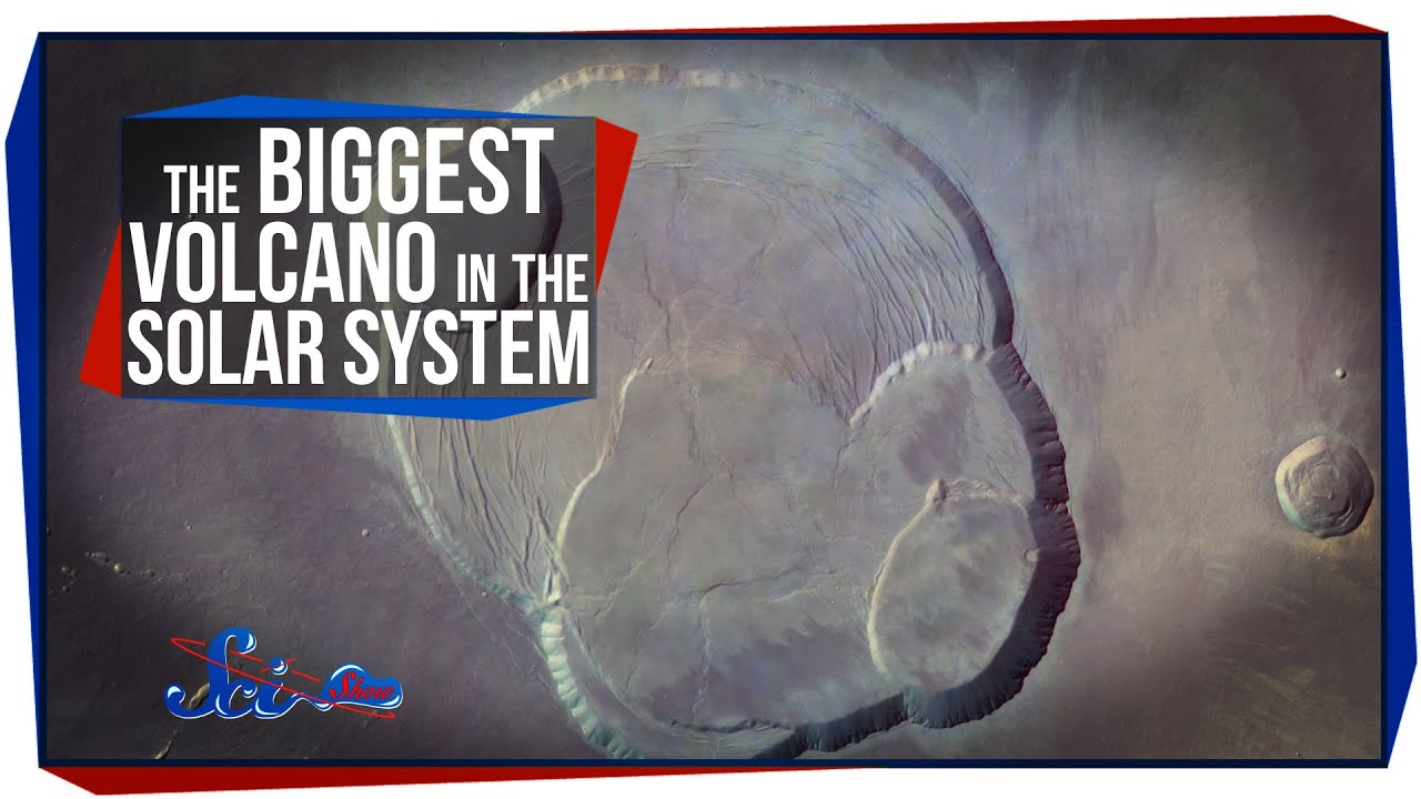 biggest volcano in our solar system -#main