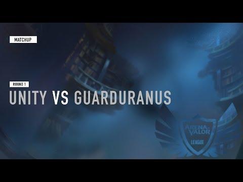 Unity vs Guard Uranus - Round of 32 - TES Arena Of Valor League