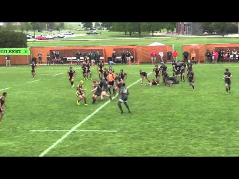 US College Rugby: Dartmouth v UCF