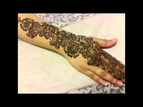 Latest Arabic Mehndi Designs For Hands 2018 Youtube