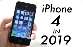 iPHONE 4 In 2019! (Is It Still Worth It?) (Review)