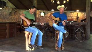 Kevin Fowler and Deryl Dodd - Damn This Ol