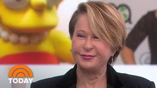 Yeardley Smith Talks Podcast And 30 Years Of Voicing Lisa Simpson | TODAY