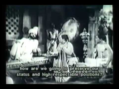 Sri Caitanya Mahaprabhu - Nilacala Mahaprabhu - (1957) [English Subs] {Edited Version}