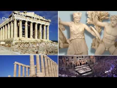 Travel where Legend meets History-Greece Tour