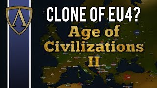 Is Age of Civilizations II Copying Europa Universalis IV?