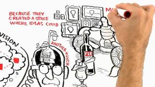 WHERE GOOD IDEAS COME FROM by Steven Johnson thumbnail