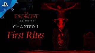 "The Exorcist: Legion VR - Chapter 1 ""First Rites"" Gameplay Trailer 