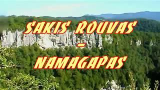 Sakis Rouvas-Namagapas (Lyric video)