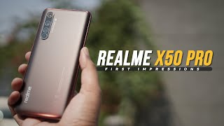 Realme X50 Pro 5G (8GB) Review Videos