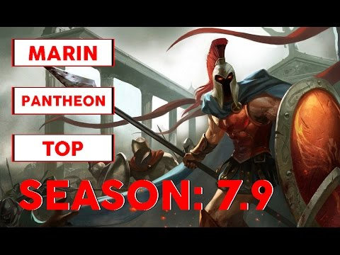 how to play pantheon top