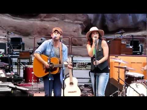 Brandi Carlile Gregory Alan Isakov That Moon Song 07.14.2012